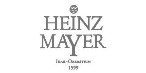 Juwelier Mayer Logos für Slider Heinz Mayer grau
