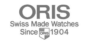 Juwelier Mayer Logos für Slider Oris grau