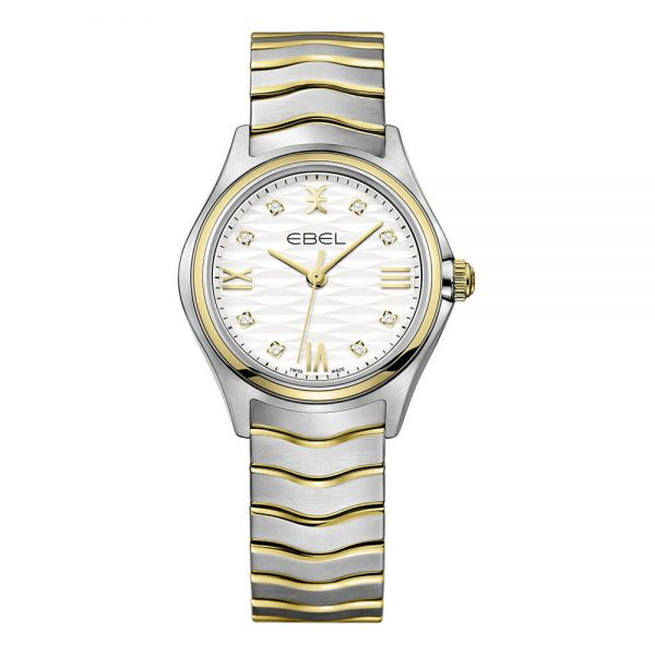 Ebel Wave Lady Uhr