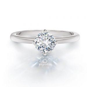 Forevermark Ring Platin