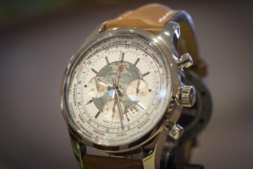 Juwelier Mayer Unternehmensphilosophie Uhr Breitling