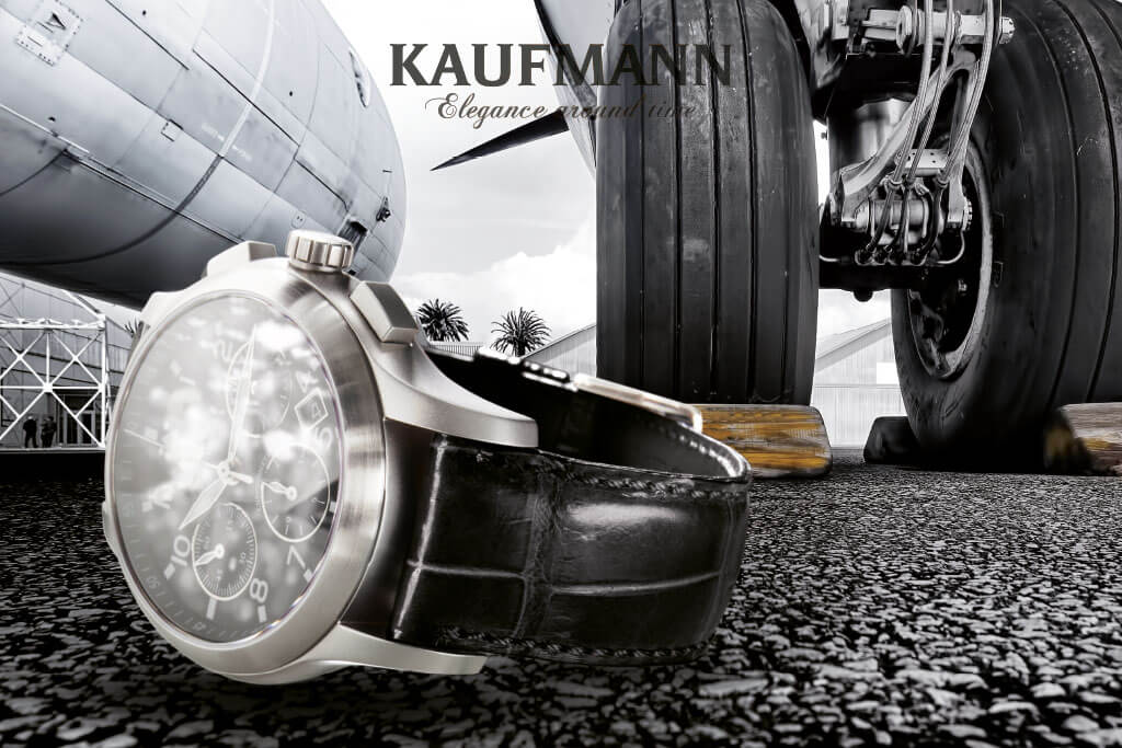 Juwelier Mayer Accessoires Kaufmann Emotion mit Uhr