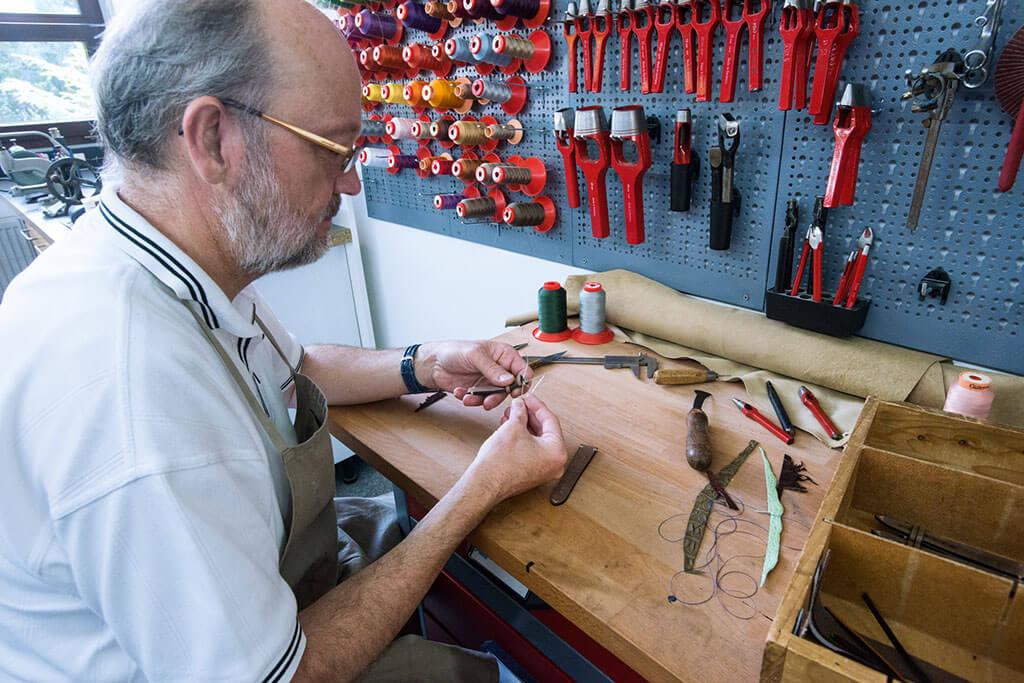 Juwelier Mayer Accessoires Kaufmann Handwerk