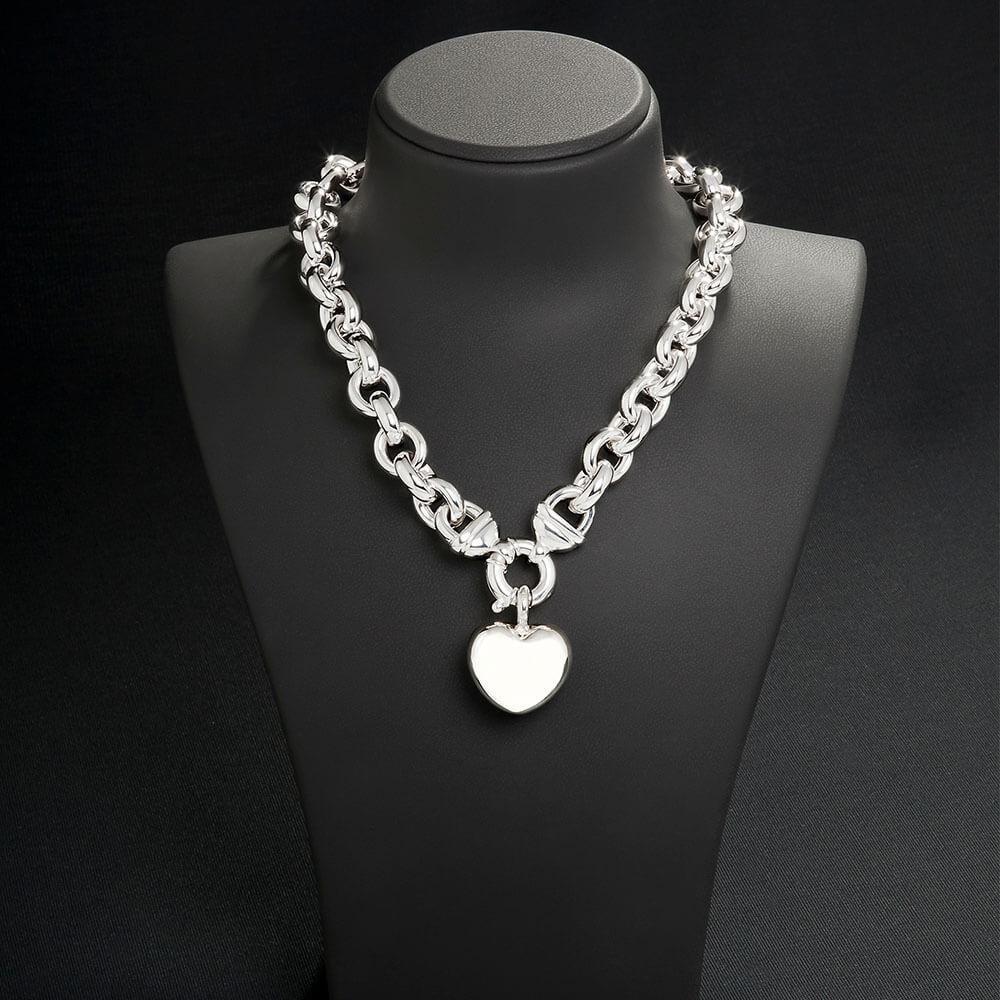 Juwelier Mayer Emil Brenk Herz-Anhaenger