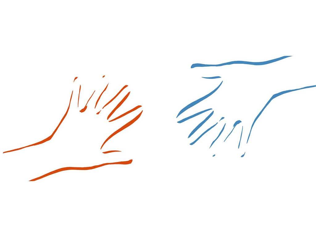 Junghans Hand in Hand