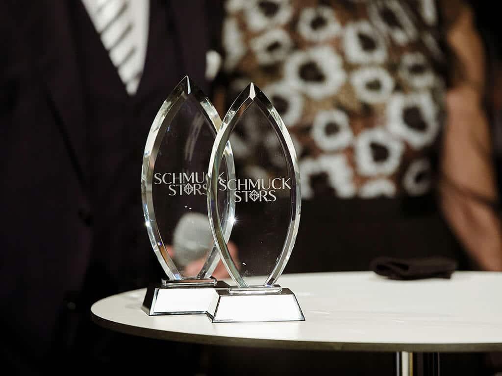 Leo Wittwer Auszeichnung Schmuckstars Preis